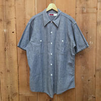 80's BIG MAC Chambray Work Shirt