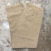 NAUTICA Corduroy Pants L.BEIGE W : 34
