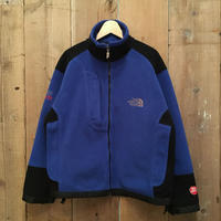 The North Face Fleece Jacket BLUE