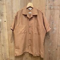 60's~ Mr.California Open Collar Shirt
