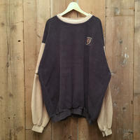 90's K&M Two Tone Fleece Shirt