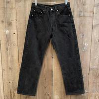 90's Levi's 501 Black Denim Pants  W 32