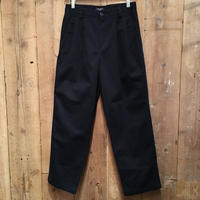 DOCKERS Two Tuck Cotton Slacks W : 30