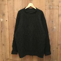 90's JJ.FARMER Wool×Cotton Sweater