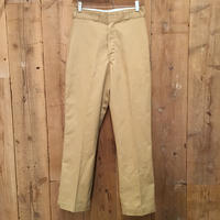 80's ~ Dickies Work Pants KHAKI  W 31