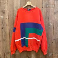 90's Polo Ralph Lauren Designed Sweat Shirt