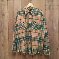 80's DEE CEE Heavyweight Flannel Shirt