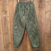 70's USAF CWU-9/P Quilted Liner Pants