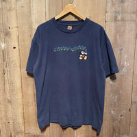 90's~ Disney Mickey Mouse Embroidered Tee