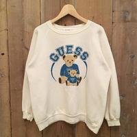 80's~ GUESS Bear Sweatshirt