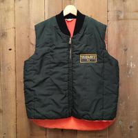 80's AVON SPORTWEAR Padded Work Vest