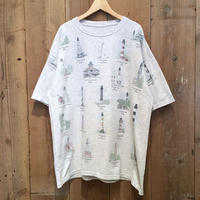 90's~ Unknown Lighthouse Tee