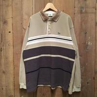 ~90's LACOSTE L/S Poloshirt