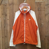 80's NIKE Hooded Nylon Jacket