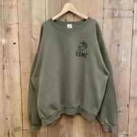 90's~ SOFFE U.S.MC Sweat Shirt