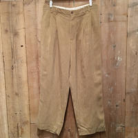 Tommy Bahama Silk Two Tuck Pants W 34