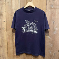 80's Anvil Dolphin & Whale Tee