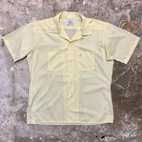 ~70's ARROW Open Collar Shirt(Dead Stock)