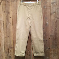 80's~ Dickies Work Pants KHAKI W 36 #1