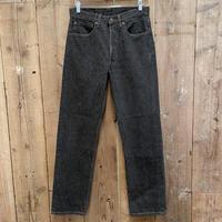 90's Levi's 501 Black Denim Pants  W 31