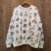 Lighthouse Printed Sweatshirt  #1