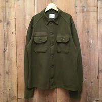70's U.S.ARMY Wool Shirt