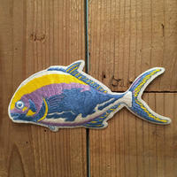 70's~ Old Patch Fish