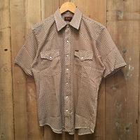 ~80's Wrangler S/S Western Shirt