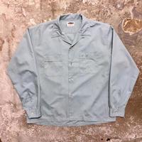 60's Grand Vino Open Collar Shirt