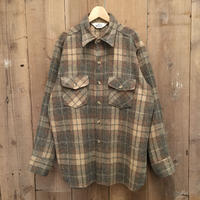 70's Woolrich Wool Shirt Jacket