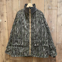 Unknown Fleece Lined Realtree Camouflage Jacket