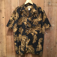 80's TOMMY HAWAII Poly/Cotton Aloha Shirt