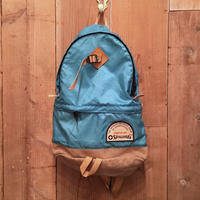 80's~ SPALDING Nylon Back Pack