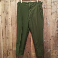 60's U.S.ARMY M-1951 Wool Trousers  (Custom Fitted)