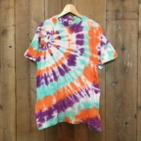 80's Fruit of The Loom Tie-Dye Tee  M