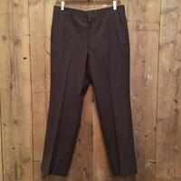 60's~ CORBIN Wool Flannel Slacks