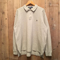 Polo Ralph Lauren L/S Polo shirt  GRAY