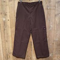 Dickies Double Knee Work Pants BROWN  W32