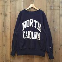 90's Champion Reverse Weave Sweatshirt NORTH CAROLINA