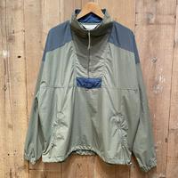 90's Columbia Half Zip Nylon Jacket