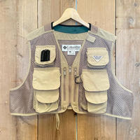 90's Columbia PFG Mesh Fishing Vest