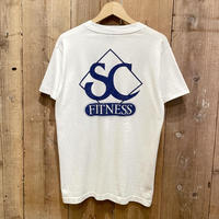 90's FRUIT OF THE LOOM FITNESS Tee