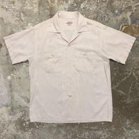 50's TOWNCRAFT Cotton Open Collar Shirt