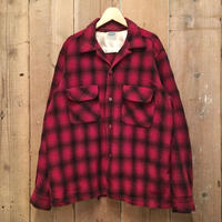 60's PILGRIM  Wool Shirt