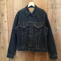 60's LEVI'S 70505 Denim Jacket