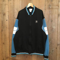 80's~ adidas Sweat Track Jacket