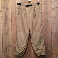 90's RAU RIDERS Outdoor Nylon Pants