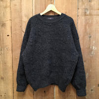 80's~KENNETH GORDON Wool Sweater