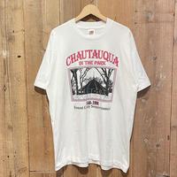 90's FRUIT OF THE LOOM CHAUTAUQUA Tee