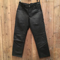 90's Harley-Davidson Leather Pants